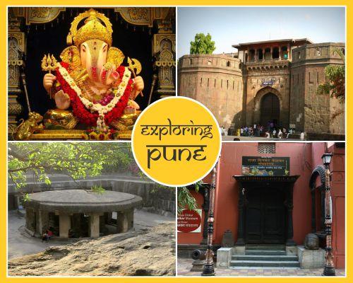 Exploring Pune- Phase I