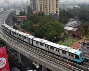 The Green Side of Pune's Metro Rail Project
