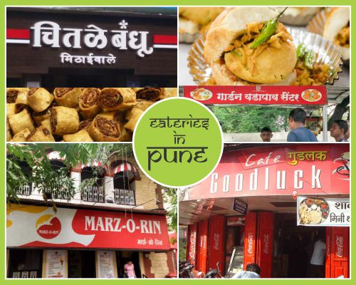 eateries in Pune - goelganga