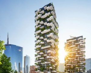 The Vertical Forest: Bosco Verticale