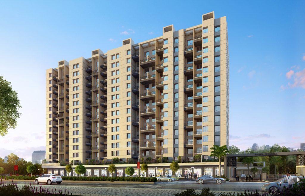 Ganga Fernhill 1.5 bhk flats for sale undri pune - goelganga