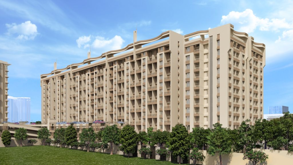 Ganga amber 2bhk flats for sale in tathawade pune - goelganga
