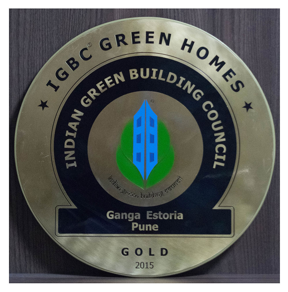 igbc green homes - goelganga