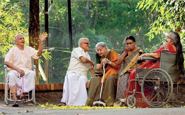 Pune Retirement City - goelganga