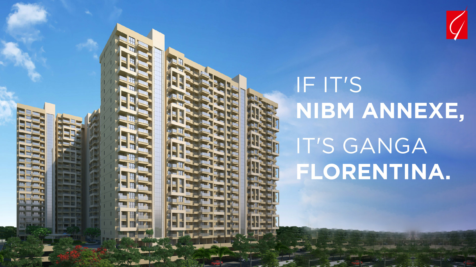 Ganga Florentina – Blending luxury, comfort and economic living at NIBM